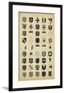 Vintage Heraldry II by Chambers