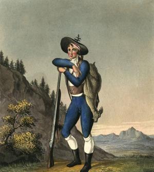 Chamois Hunter