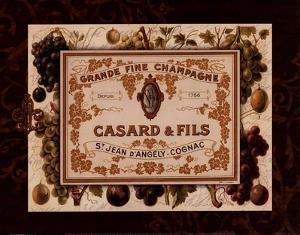 Champagne Label I