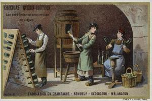 Champagne Manufacturing