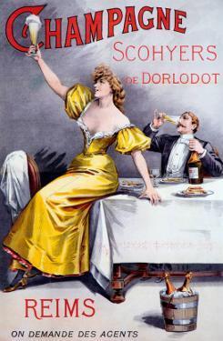 Champagne Scohyers de Dorlodot