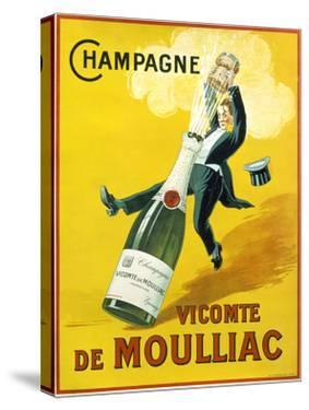 Champagne Vicomte De Moulliac