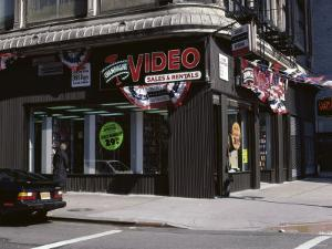 Champagne Video Sales and Rentals