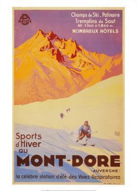Champs de Ski