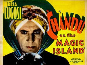 Chandu on the Magic Island, Bela Lugosi, 1935