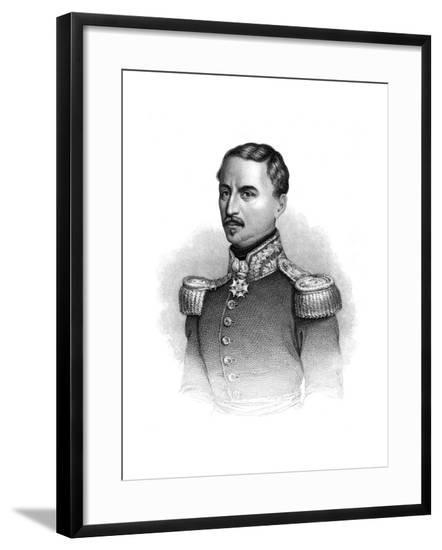 Changarnier--Framed Giclee Print