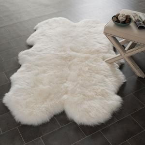 Channel Sheep Skin Rug *