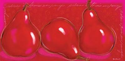 Trois Poires Rouges