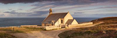 Chapel at the Coast, Chapelle Saint-They, Pointe Du Van, Cleden Cape Sizun, Finistere