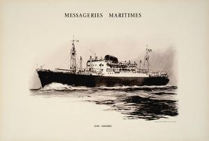 Mess Maritimes- Jean Laborde by Chapelet