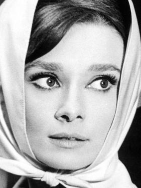 Charade, Audrey Hepburn 1963