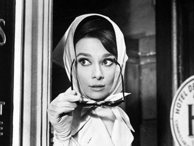 Charade, Audrey Hepburn, Directed by Stanley Donen, 1963
