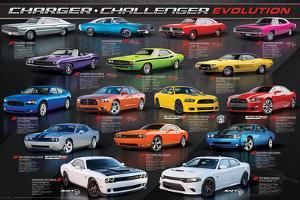 Charger - Challenger Evolution