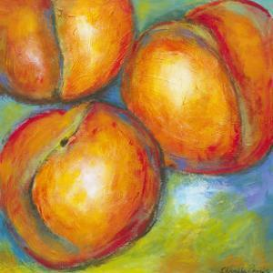 Abstract Fruits II by Chariklia Zarris