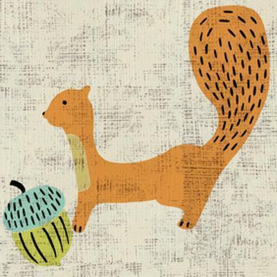 Ada's Squirrel by Chariklia Zarris