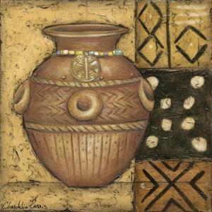 African Earthenware II by Chariklia Zarris