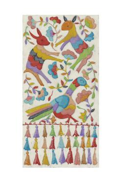 Animal Tapestry II by Chariklia Zarris