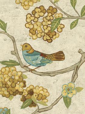 Antique Aviary II by Chariklia Zarris