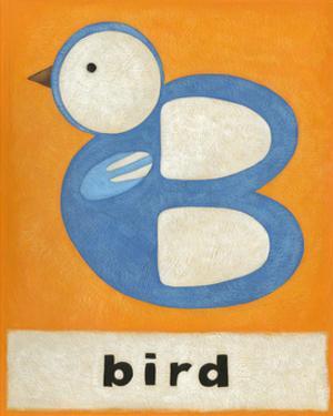B is for Bird by Chariklia Zarris