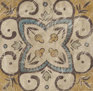 Batik Square VI by Chariklia Zarris