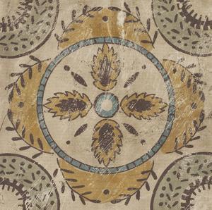 Batik Square VII by Chariklia Zarris