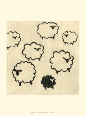 Best Friends - Sheep by Chariklia Zarris