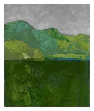 Blue Ridge I by Chariklia Zarris