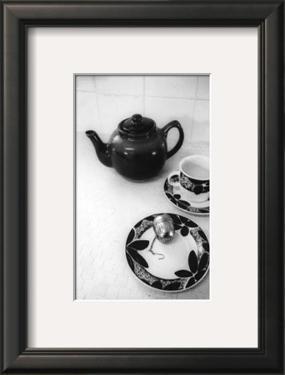 Camomile Tea with Lemon by Chariklia Zarris