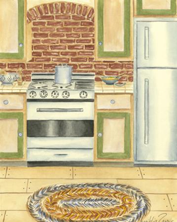 Country Kitchen II by Chariklia Zarris