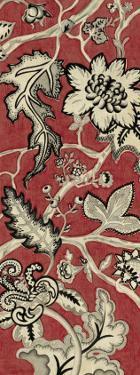 Crimson Embroidery I by Chariklia Zarris