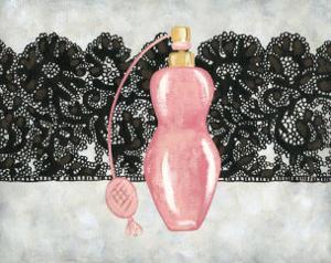 Femme Boudoir VIII by Chariklia Zarris