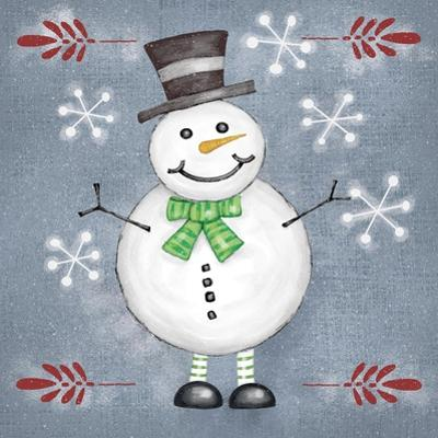 Folksy Christmas II by Chariklia Zarris