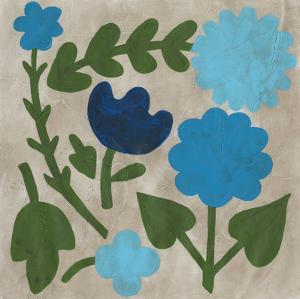 Four Leaf Clover III by Chariklia Zarris