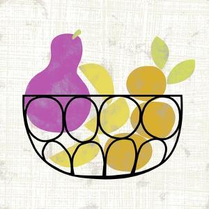 Fruitilicious I by Chariklia Zarris