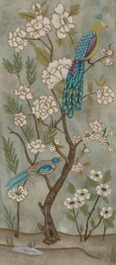 Gardenia Chinoserie II by Chariklia Zarris