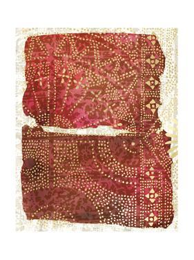 Glimmer Sari I by Chariklia Zarris