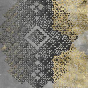 Golden Filigree I by Chariklia Zarris
