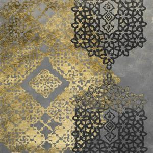 Golden Filigree II by Chariklia Zarris