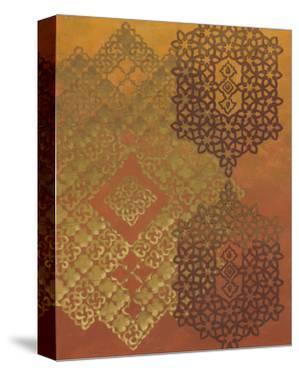 Golden Henna II by Chariklia Zarris