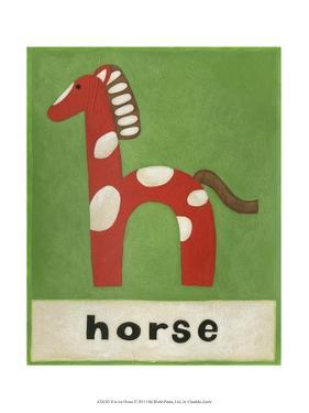 H is for Horse by Chariklia Zarris