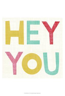 Hi You II by Chariklia Zarris