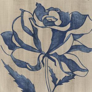 Indigo Rose by Chariklia Zarris