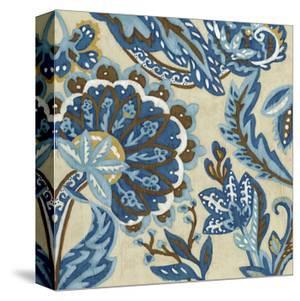 Indigo Tapestry I by Chariklia Zarris