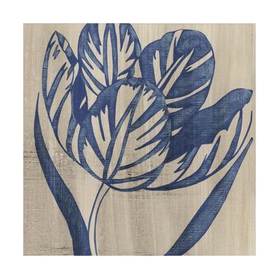 Indigo Tulip