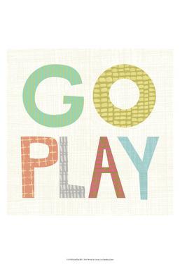 Kid Play III by Chariklia Zarris