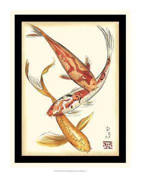 Koi Fish II by Chariklia Zarris