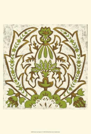 Lotus Tapestry II by Chariklia Zarris