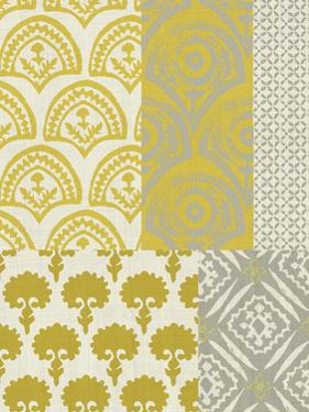 Marigold Patterns II by Chariklia Zarris