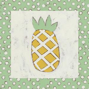 Pineapple Vacation II by Chariklia Zarris