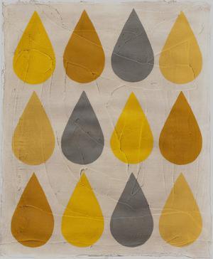 Raindrops II by Chariklia Zarris